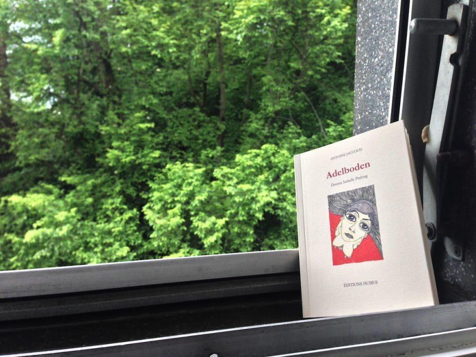 Image d'Adelboden, recueil érotique d'Antoine Jaccoud