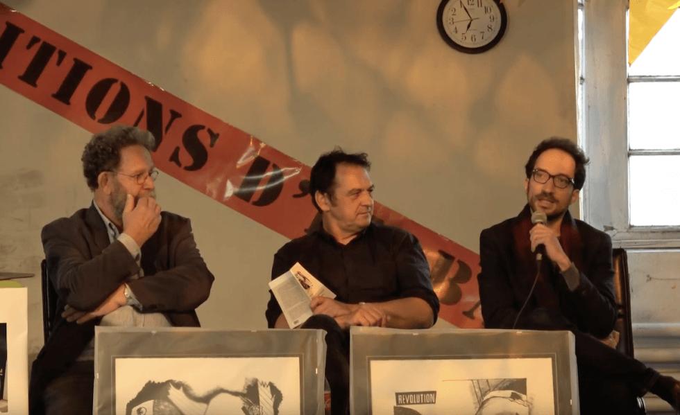 Journée en hommage à Philippe Rahmy aux Editions d'en Bas