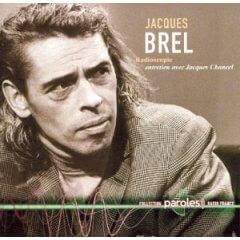 Couverture de la radioscopie de Jacques Brel par Jacques Chancel