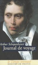 Couverture du journal de Schopenhauer