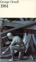 """Couverture de \""""1984\"""" de Georges Orwell"""