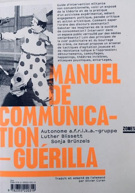 Manuel de communication-guérilla